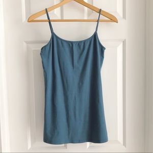 Blue Tank Top/Camisole